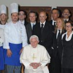 San Marino: il catering stellato di Luigi Sartini, Ristorante Righi