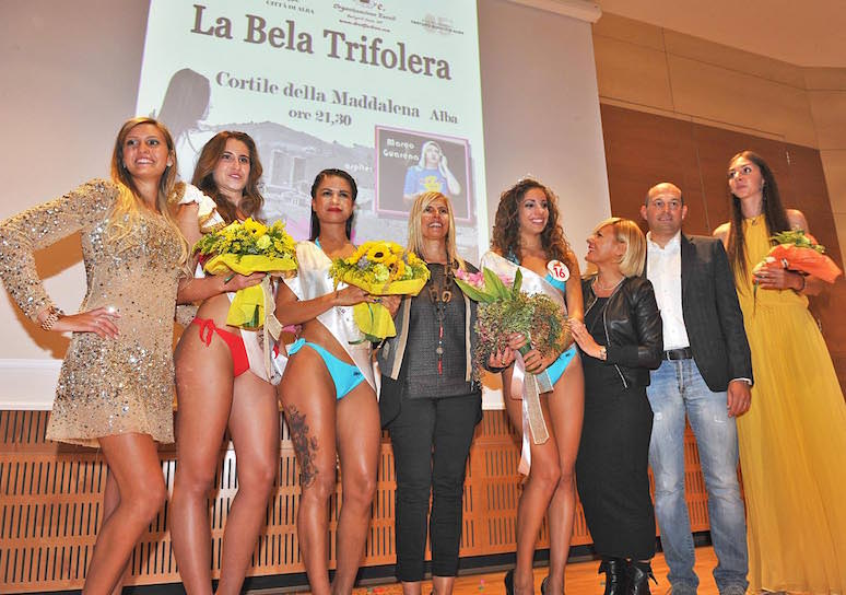 Alba, Bela Trifolera: 60° con Fashion Truffle Night
