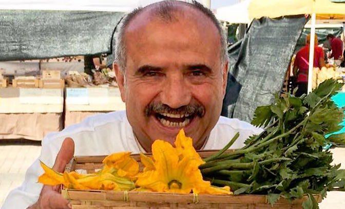 Peppe Zullo cucina per il Ministro Martina alla Luiss – Contadinner