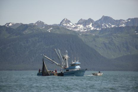 Peschereccio Alaska