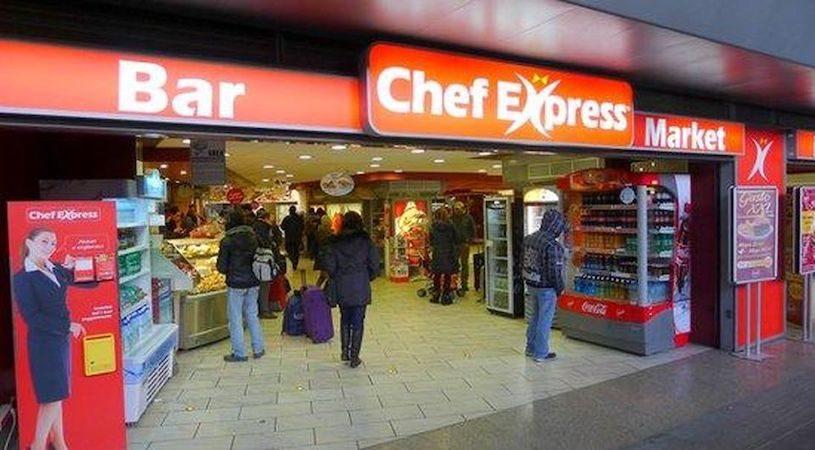 Gara ristorazione aeroporto di Trieste: Vince Chef Express