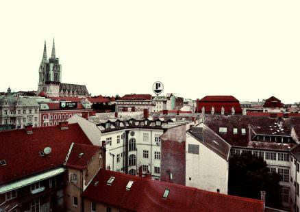 ZAGABRIA- tetti