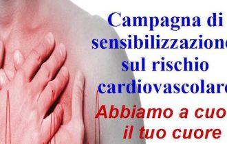 Palermo: Campagna di prevenzione delle patologie cardiovascolari CVD