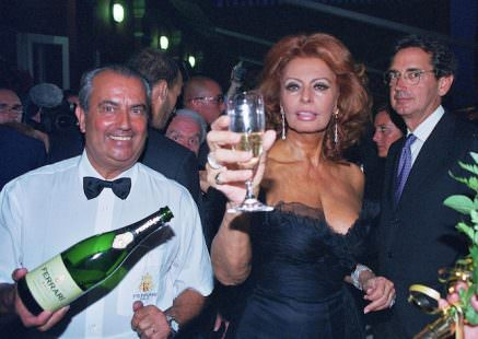 Venezia 2002. Mostra Cinema. Cin Cin di Sofia Loren