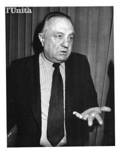 Adolfo Beria di Argentine