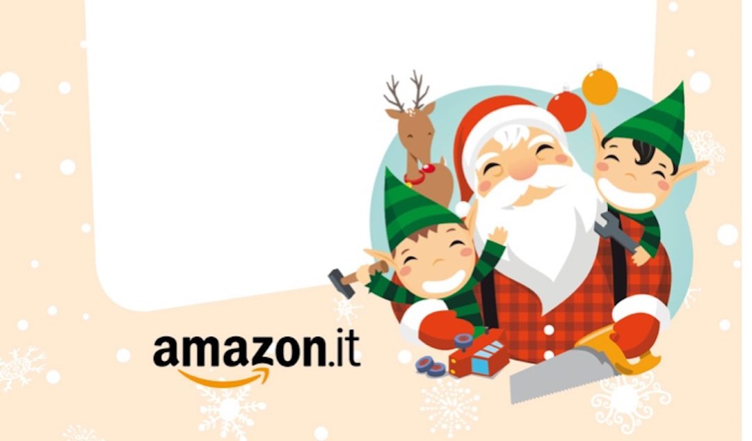 591de857d56fbe L'officina di Natale: i regali di Amazon - Newsfood - Nutrimento e ...