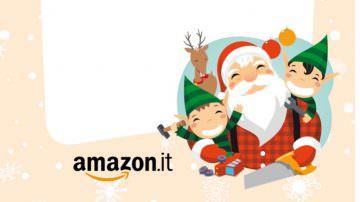 L'officina di Natale: i regali di Amazon