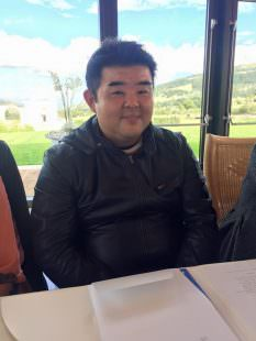 Daunia 2016 - Peppe Zullo - Ken Motoyoshi, Chef giapponese