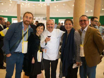 Daunia 2016 - Peppe e Savino con ospiti Giapponesi