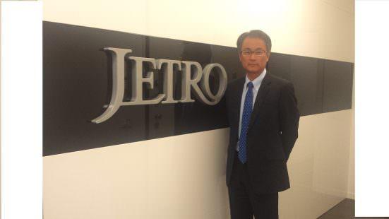 Direttore Generale JETRO Milano Mr. Hiroto Kobayashi