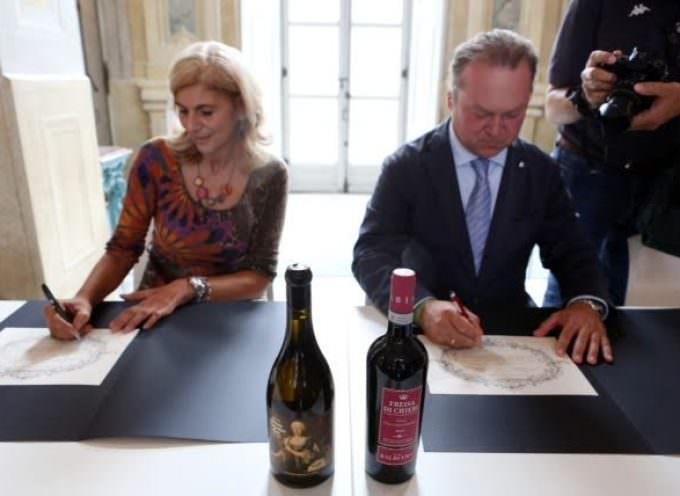 Vino: Gemellaggio tra il vigneto di Villa della Regina e quello del Castello di Schönbrunn a Vienna