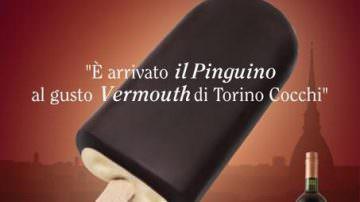 Nasce il Pinguino al gusto Vermouth di Torino Cocchi