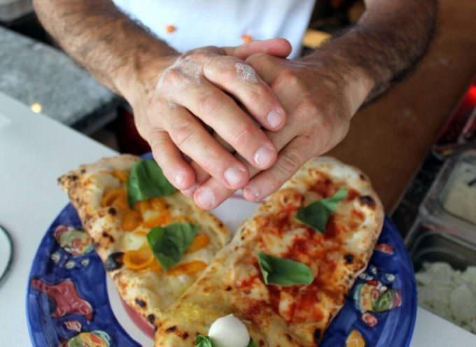 Antonino Esposito e la Lega del Filo d'Oro con Pizzaioli Uniti