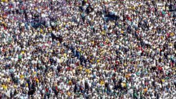 Fertilizzanti responsabili dell'aumento demografico nel mondo
