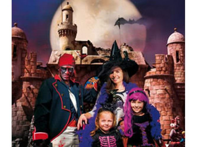 Festeggia Halloween al Cesenatico Camping Village!