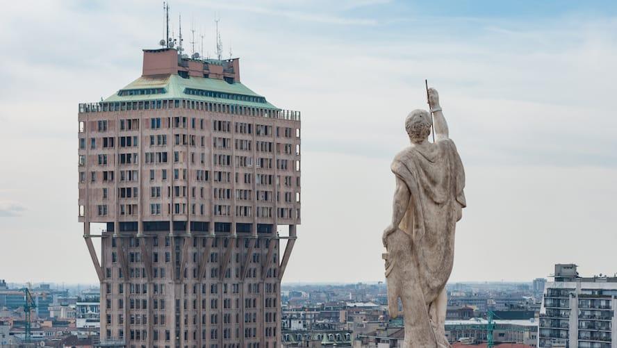 SPHERAE, Torre Velasca: evento esclusivo di OIKOS
