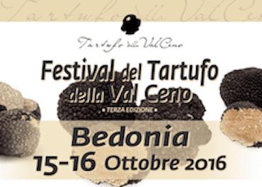 Bedonia, Val Ceno (PR): Fiera del Tartufo Nero con Edoardo Raspelli