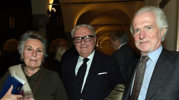 Milano: Adolfo Beria di Argentine ricordato dall'Associazione Benemeriti del Comune e della Provincia