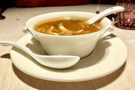 Zuppa di pescecane del Bon Wei