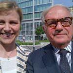 Cecilia Malmstrom a Milano: La politica commerciale europea