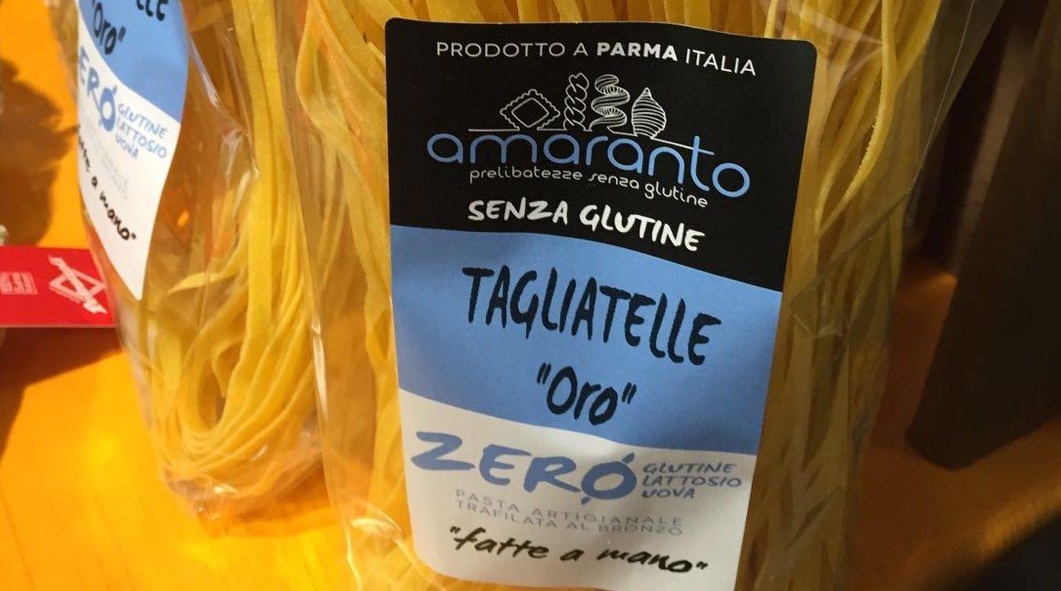 Novità Pasta Amaranto gluten free: fresca, secca, ripiena, e anche vegan e bio