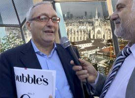 Bubble's Magazine: bollicine Top di carta stampata