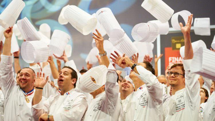 Bocuse D'Or 2017 senza chef italiani ma nel 2018 sarà a Torino
