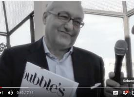 Bubble's Magazine: intervista esclusiva al Direttore Giampietro Comolli (Video)