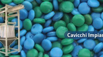 Cavicchi Impianti: granuli e polveri dell'Industria Alimentare no problem