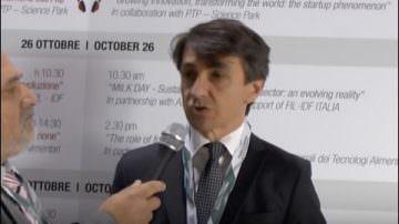 Francois Tomei, Direttore di Assocarni a Cibus Tec 2016 (Video)
