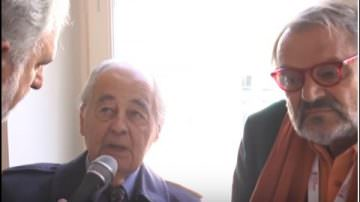 Giorgio Grai e Oliviero Toscani al XXV Merano Wine Festival 2016
