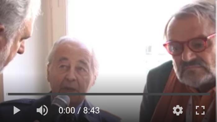 Giorgio Grai e Oliviero Toscani al XXV Merano Wine Festival 2016 -(Video)