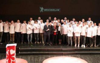 Meteo Guida Michelin 2017: piovono stelle ma non sulla Basilicata