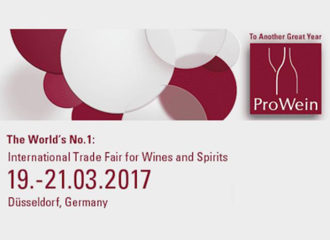 ProWein 2017: Il vino italiano prende il volo