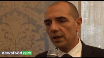 Luigi Scordamaglia, Presidente Federalimentari (Video)