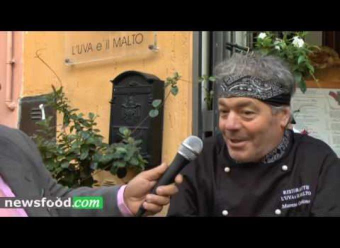Ristorante L'uva e il malto, Grosseto  – Moreno Cardone Chef (Video)