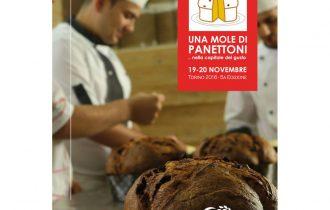 Panettone Ascolese a Torino per una Mole di Panettoni