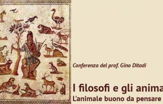 Gino Ditadi, filosofo, strenuo difensore del mondo animale
