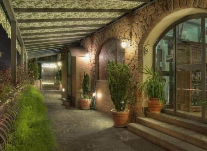Ristoranti storici: Il Giardino di Zagarolo, da Tancredi a Daniele delle Fratte