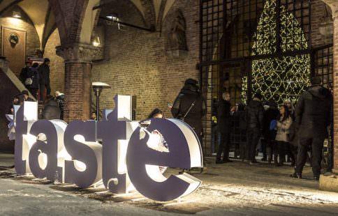 Taste Bologna: ingresso Re Enzo