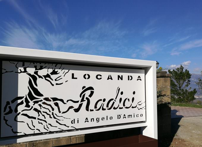 Locanda Radici di Angelo D'Amico: il super Chef riparte dal Sannio, dalle sue radici