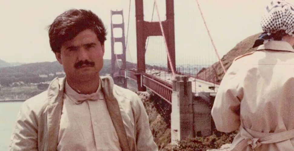 Che ci faceva Peppe Zullo al Golden Gate 30 anni fa?