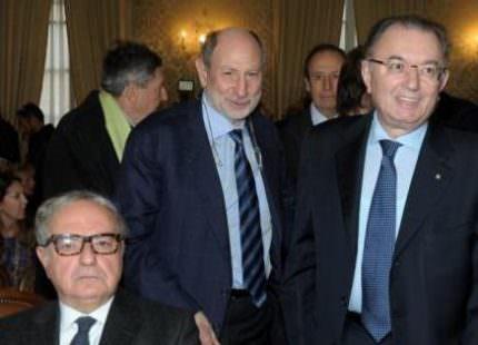 Achille Colombo Clerici pres IEA, Gianfelice Rocca