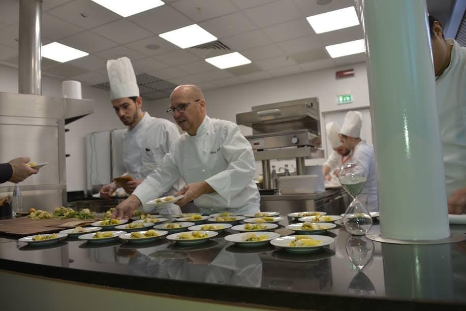 Attimi by Heinz Beck è il nuovo ristorante aperto all'interno dell'Aeroporto di Fiumicino