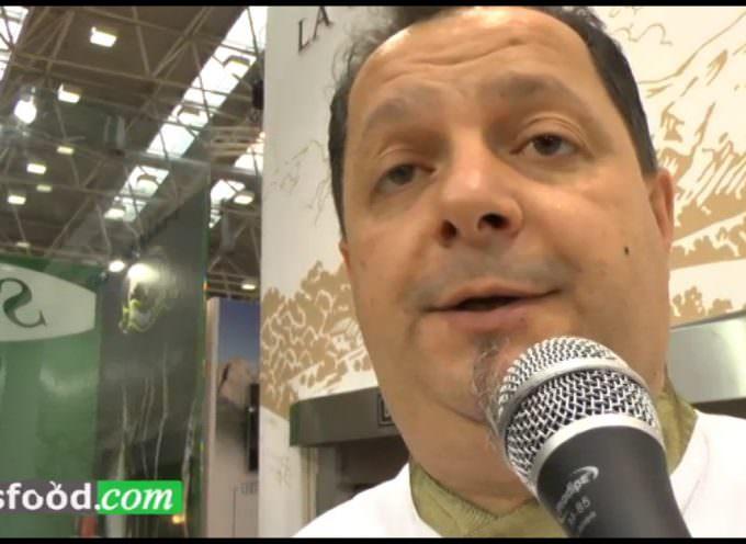 Gianni Calaon e Mozzarella Sabelli a Marca Private Label 2017 (Video)