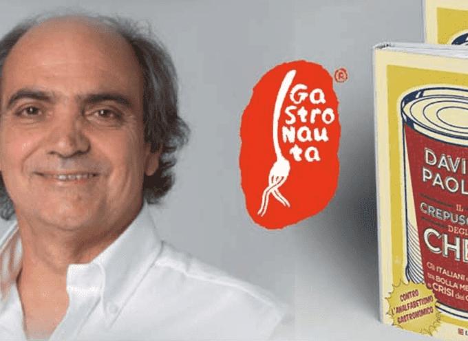 Davide Paolini: Il crepuscolo degli Chef –Gli italiani e il cibo tra bolla mediatica e crisi dei consumi