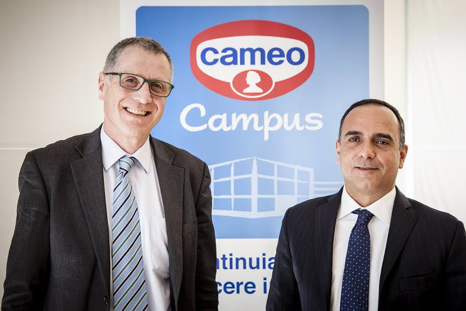 Cameo: Nuova sede e nuovo concetto lavoro in Campus, in team