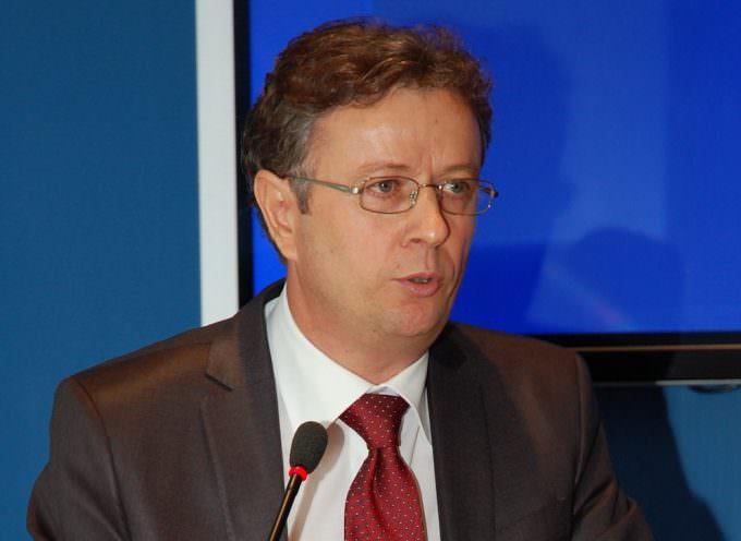 Giorgio Mercuri, imprenditore pugliese, nuovo coordinatore di Agrinsieme