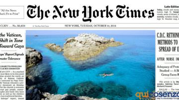 New York Times: in Calabria the best Italian cuisine