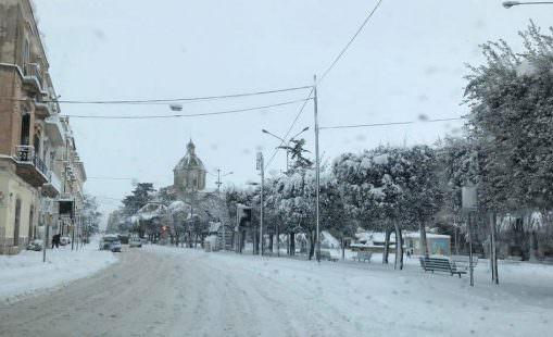 Piazza zanardelli - Altamura
